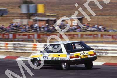 1985 Kya Stannic Opel E120 Renault 11 Andy Terlouw (courtesy Roger Swan) (8)