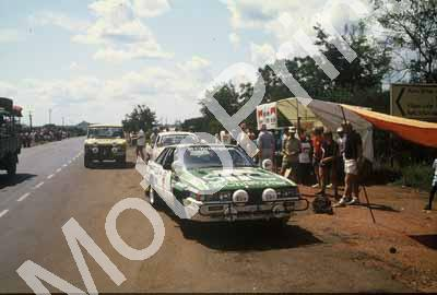 1983 Safari 9 Juichi Kojimoto, Peter Tilbury Nissan 240RS (courtesy Roger Swan) (642)