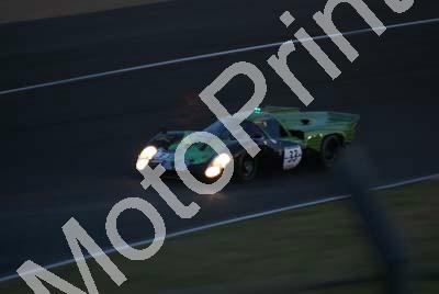 grid 5 33 Lola T70 Mk3 Richard Mille, Carlos Tavares Sat evening (22)