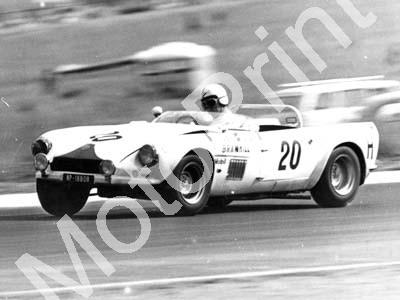 1967 Hesketh 20 John Truter Dart Peugeot (Malcolm Sampson Motorsport Photography)527