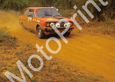 1979 Monsanto 10 Jannie Kuun, Ben vd Westhuizen Fiat NOTE WINDSCREEN TAPED (courtesy Roger Swan) (5)