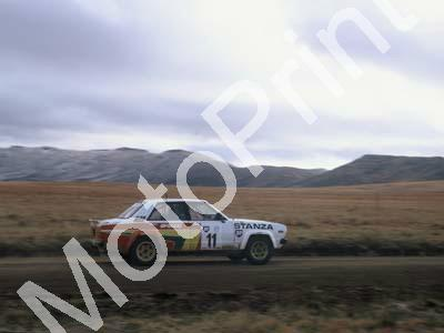 1982 Border Mtn Rally 11 Koos Roos Stanza (courtesy Roger Swan) (7)
