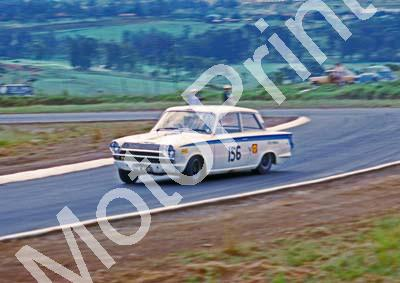 1969 Roy Hesketh Peter Parnell Lotus Cortina