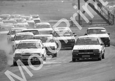 1987 Lichtenburg Stannic 0 40 George Fouche Opel 53 Tienie Oosthuizen Corolla 47 Mike White Conquest RSi 64 Ben Morgenrood Mazda 323 (Colin Watling Ph