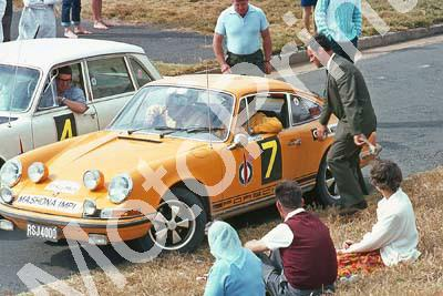 1969 Frans Kirsten, Graham Johnson Porsche 911