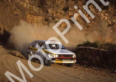1991 VW Intnl 7 Johan Evertse, Steve Harding Golf check year (courtesy R Swan) (43)