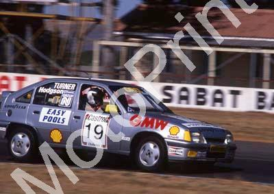 1993 Castrol 9 hr 19 Roddy Turner, Guy Hodgson Opel GSi (courtesy Roger Swan) (1)