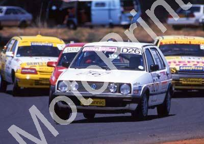 1993 Castrol 9 hr 26 Don Craye, Jesse Huggett Golf GTi (courtesy Roger Swan) (91)