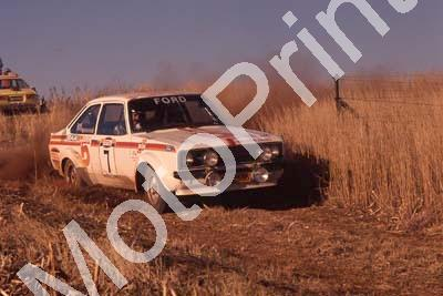 1977 Total rally 7 Escort .....Elton Prytz nav (6)