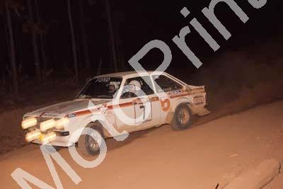 1977 Total rally 7 Escort .....Elton Prytz nav (13)