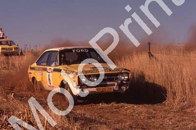 1977 Total rally 8 Escort RS1800 Jan Hettema, Franz Boshoff (7)