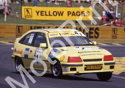 1990 Kya Stannic A1 Michael Briggs Opel 16V scanned 20x30cm (Roger Swan) (1)