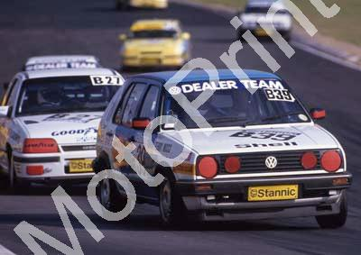 1990 Kya Stannic B39 Terry Moss VW Golf GTi scanned A4 (20x30cm) (courtesy Roger Swan) (24)