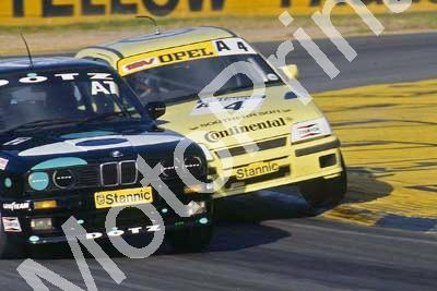1991 Kya Apr Stannic A7 Peter Lanz BMW A4 Leon Mare Opel (courtesy Roger Swan) (67)