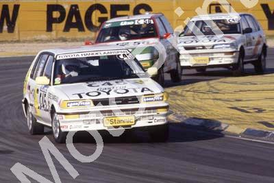 1991 Kya Apr Stannic C45 Serge Damseaux Toyota Conquest RSi (courtesy Roger Swan) (39)