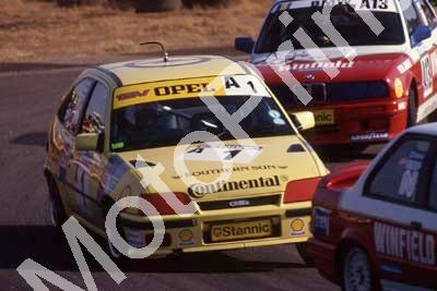 1991 Zkops Stannic A1 Michael Briggs A4 Leon Mare Opel GSis ) (3)