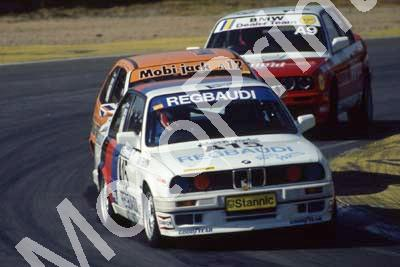 1991 Zkops Stannic A15 Gino Remondini BMW A12 Neil Brink Opel (courtesy Roger Swan) (62)