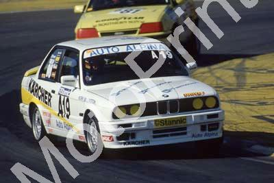 1991 Zkops Stannic A19 Carlos Capela BMW 325iS (courtesy Roger Swan) (2)