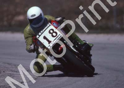 1983 Kya MC 18 Brett Hudson Kawasaki confirm(Colin Watling Photographic) (5)