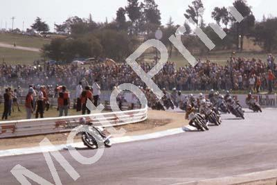 1981 Kya MC 122 John Sneesby JS Jeff Sayle 99 Wayne Heasman 73 Dave Tweedy 65 Phil Shackleton (Colin Watling Photographic) (13)