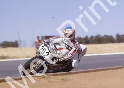 1983 Aldo 202 Mario Rademeyer Yamaha TZ250 (Colin Watling Photographic) (8)