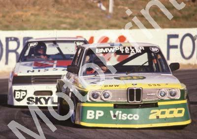 1983 Kya WEsbank A2 Tony Viana BMW535i (Colin Watling Photographic)