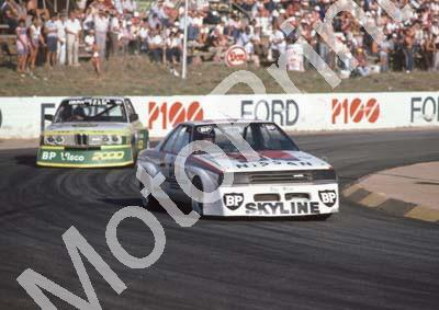 1983 Kya Wesbank B23 Hennie vd Linde Skyline A2 Tony Viana BMW535i (Colin Watling Photographic) (4)