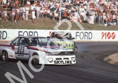 1983 Kya Wesbank B23 Hennie vd Linde Skyline A2 Tony Viana BMW535i NOTE LEFT FRONT(Colin Watling Photographic) 5