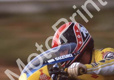 1983 SA GP 500 6 Randy Mamola Suzukin(Colin Watling Photographic) (7)