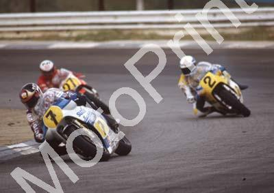 1983 SA GP 500 7 Barry Sheene Suzuki (Colin Watling Photographic) (11)