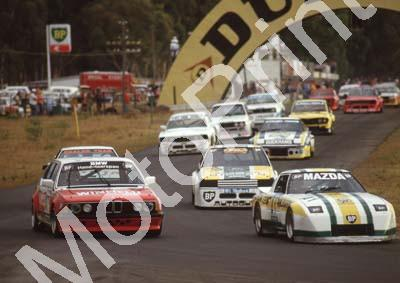 1984 Killarney Wesbank mod A1 Ben Morgenrood Mazda A7 Tony Viana BMW (Colin Watling Photographic) (12)