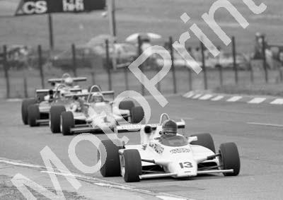 1984 Kya F2 13 Dave Charlton Lant 1 Ian Scheckter March 832 (Colin Watling Photographic) (9)