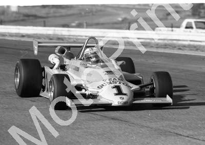 1984 Kya FA 1 Ian Scheckter March 832 (Colin Watling Photographic) (8)