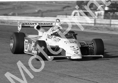 1984 Kya FA 3 Graham Duxbury Maurer MM83 (Colin Watling Photographic) (135)