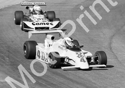 1984 Kya FA 4 Trevor van Rooyen Maurer 51 Roy Moss March (Colin Watling Photographic) (7)