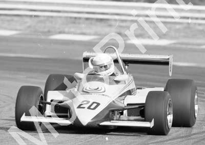 1984 Kya FA 20 Klaus Grogor March 832 (Colin Watling Photographic) (154)