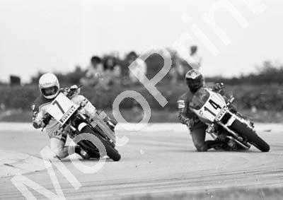 1984 Aldo MC 7 Dave Petersen Honda 14 Jimmy Rodger Yamaha (Colin Watling Photographic) (91)