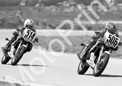1984 Aldo MC 506 Russell Wood Yamaha 514 Dave Emond Yamaha (Colin Watling Photographic) (15)