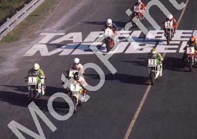 1984 Killarney MC 1 Gray 3 Hiscock 4 Heasman 20 Thomas 5 Van Aswegen 8 Palmer 24 Emond (Colin Watling Photographic) (1)