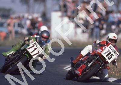 1984 Killarney MC 717 Elwyn Hoft Kawasaki 715 Kevin Hellyer Honda (Colin Watling Photographic) (46)