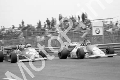 1985 Silverstone F3000 1 MIke Thackwell Ralt RT20 Cosworth 3 Michel Ferte March 85B (Colin Watling Photographic) (66)