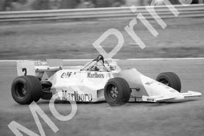 1985 Silverstone F3000 3 Michel Ferte March 85B (Colin Watling Photographic) (46)