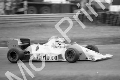 1985 Silverstone F3000 9 Emanuele Pirro March 85B (Colin Watling Photographic) (58)