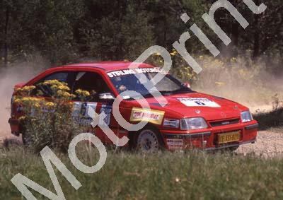 1988 Stannic Cape Gp N rally 6 Don Broedelet,...Opel (Colin Watling Photographic) (35)