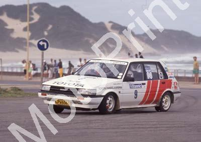 1988 Stannic Cape Gp N rally 9 Glen Gibbons, Peter Cuffley Toyota (Colin Watling Photographic) (43)