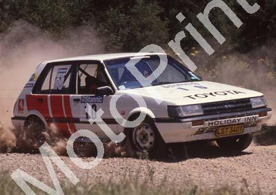 1988 Stannic Cape Gp N rally 10 Mike White,.....Toyota (Colin Watling Photographic) (18)