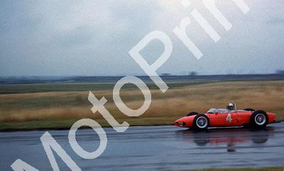 British GP Von Trips Ferrari 156 original