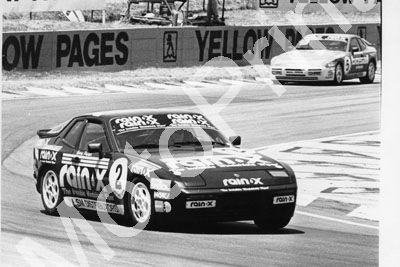1988 Kya turbo cup Georg Pacher 009 - Click Image to Close