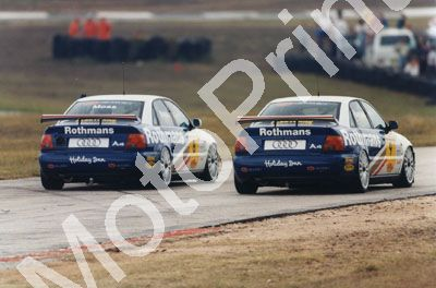 1995 Moss Aberdein Audi's (Thanks to Colin Burgess)