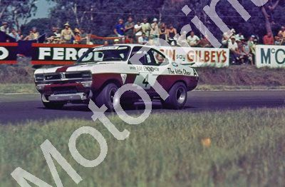 1973 (thanks Colin Camp) Easter Ray Emond Chev V8